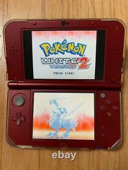 Pokemon White Version 2 (authentique Et Testé Jeu, Boîtier, Et Manuel Inclus)