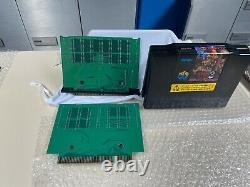 Rare Métal Slug 3 Jap Neo Geo Aes Snk Avec Pcb Pictures 100% Legit/authentique