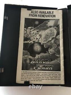 Rare Sega Genesis Jeu El Viento Cib Complète Version Authentique USA
