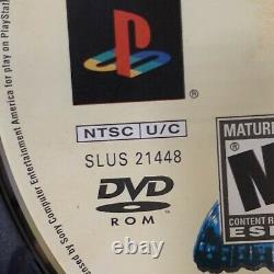 Règle De Rose (sony Playstation 2 Ps2) Complet Cib Authentique Mint Atlus USA Ntsc