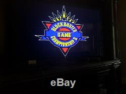 Sega Genesis Graal Blockbuster Championnat Du Monde Jeu Vidéo II 2 Authentique