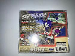 Sonic Adventure Limited Edition (sega Dreamcast, 1999) 100% Authentique