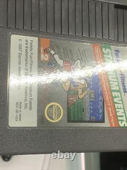 Stadium Events Nintendo Nes Ntsc Authentique Rare Lire La Description Graal