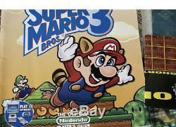 Super Nintendo Console Système, Authentique, Fagot (8) Jeux, Magazines, Tested