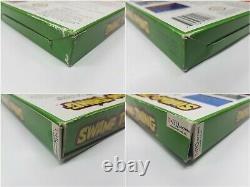 Swamp Thing Nintendo Nes Box Uniquement (pas De Jeu, Pas De Manuel) Authentique