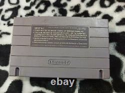 Wild Guns (super Nintendo Snes, 1994) Cartouche Authentique Seulement Testé